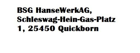 BSG hanseWerkAG